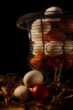 eieren van Erik van Tienhoven van Weezel