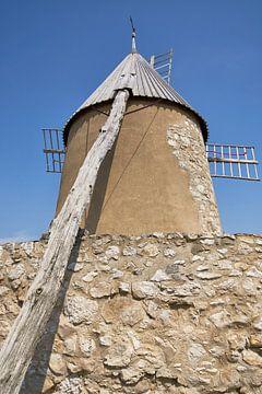Moulin à vent médiéval franco-espagnol