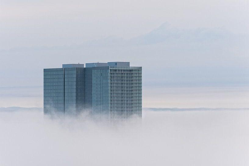 De Rotterdam | 44 floors | Mist Rotterdam van Rob de Voogd / zzapback