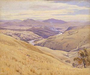 Weetangera, Canberra, Elioth Gruner