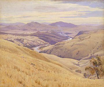 Weetangera, Canberra, Elioth Gruner...