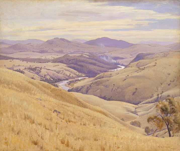 Weetangera, Canberra, Elioth Gruner von Meesterlijcke Meesters