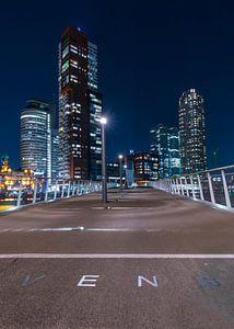 Verbinding Katendrecht, Wilhelminapier, Rotterdam