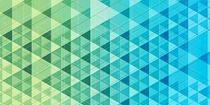 Geometrisch 01 van Ramon Schellevis
