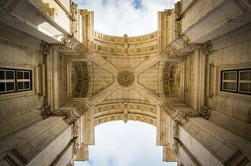 Arco da Rua Augusta van Daan Nieuwland