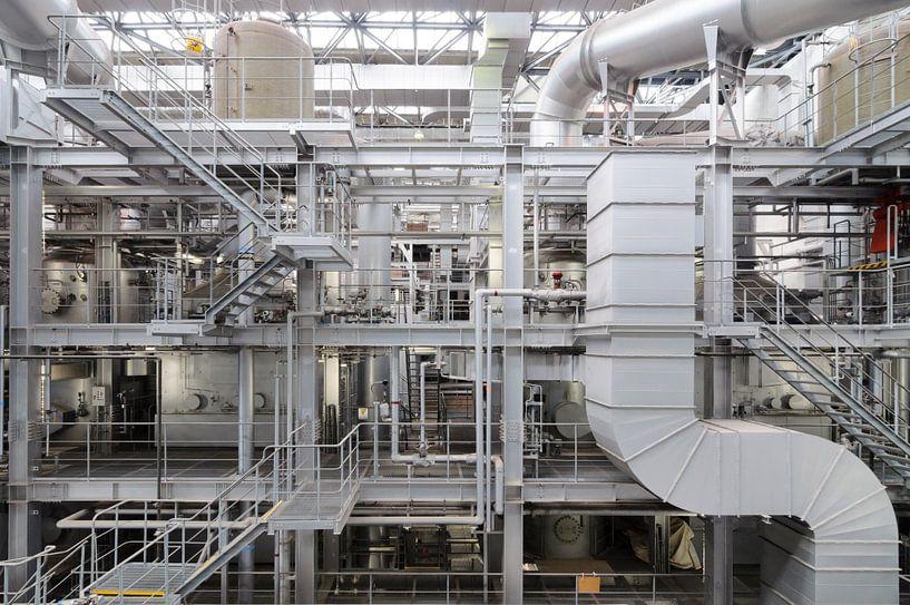 Naka Waste Incineration Plant 2 van Jasper Arends