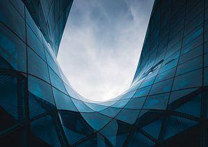 Abstracte architectuur van Tomasz Baranowski
