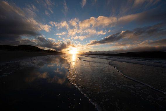 Sunset Luskintyre Beach