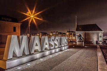 Boulevard Maassluis sur Richard Hoogeveen