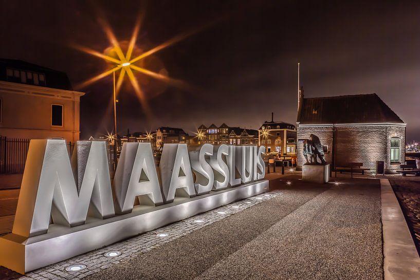 Boulevard Maassluis van Richard Hoogeveen
