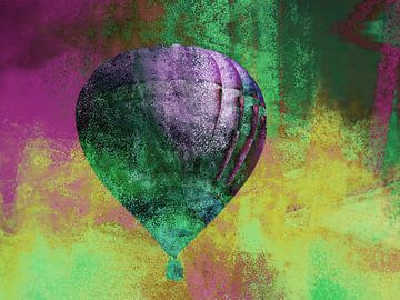 The ballon of fantasy van Gabi Hampe