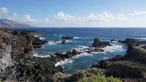 Coastline of La Palma von D Art