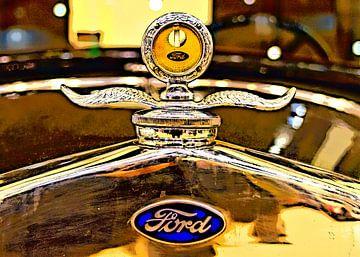 Ford A van Leopold Brix