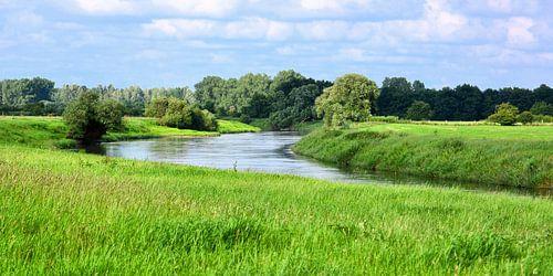 Pretty River Scenery