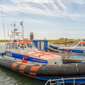 Rettungsboote Koos van Messel & Arie Visser von Roel Ovinge