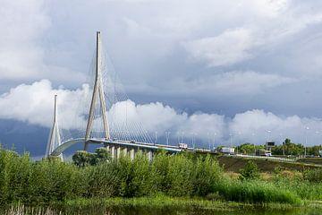 Pont du Normandië van Henk Elshout