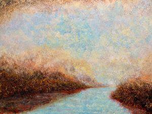 Atmosphärische Landschaft von Christian Carrette