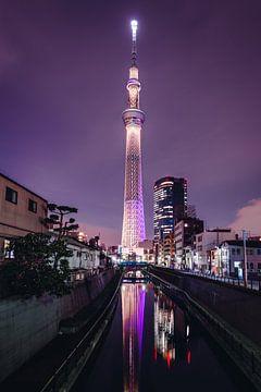 Tokyo Skytree van Sander Peters Fotografie