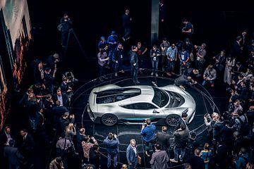 Mercedes-Benz Projekt Ein Supersportwagen von Bas Fransen