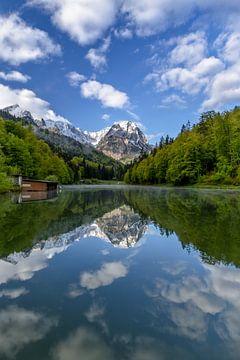Lente in Opper-Beieren van Achim Thomae