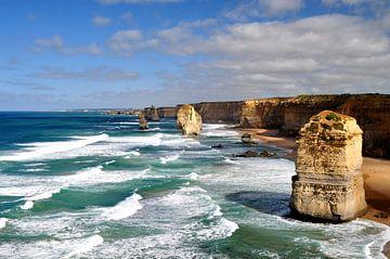 Kustlijn Australie sur Maurice Ultee