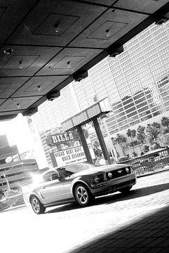 Ford Mustang GT in Las Vegas - USA van Ricardo Bouman