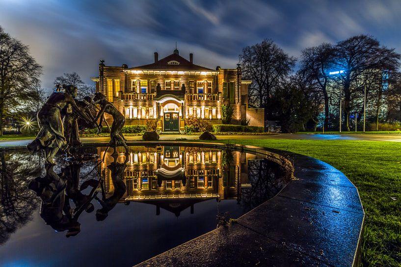 Villa Parkzicht in Rotterdam van MS Fotografie