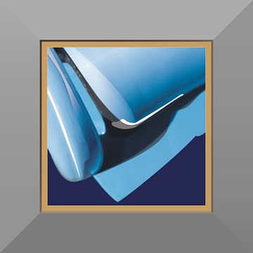 Blauw1 von Robert Smink