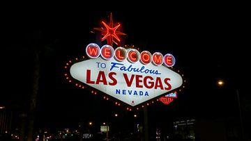 Las Vegas Sign van Marek Bednarek