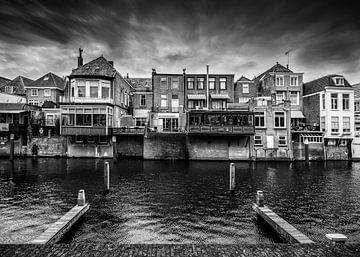 Gorinchem, la vieille ville aux Pays-Bas sur Danny den Breejen