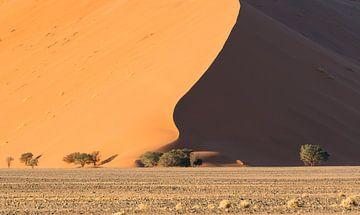 Namibia, Sossusvlei  von Jeannette Kliebisch