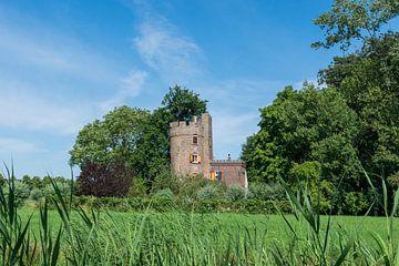 Het mooie kasteel Schonauwen in Houten