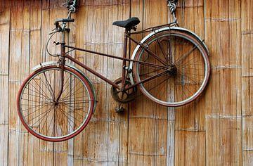 Verlassenes Fahrrad (Urbex)