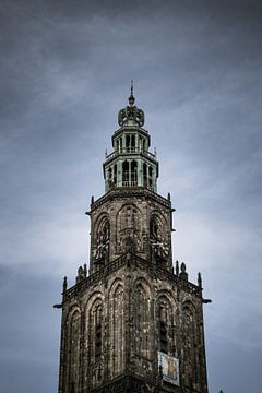 Martinitoren von Alwin van Wijngaarden