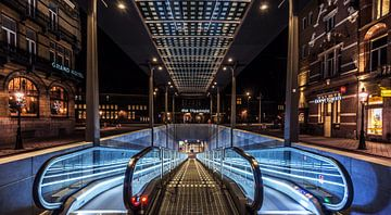 Trainstation Maastricht van Danny Bartels