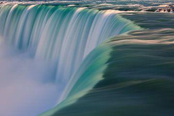 Horseshoe Falls, Niagarafälle von Henk Meijer Photography