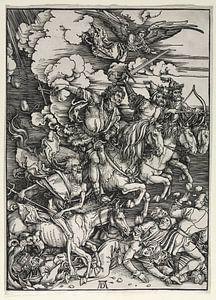 Die vier Reiter der Apokalypse, Albrecht Dürer