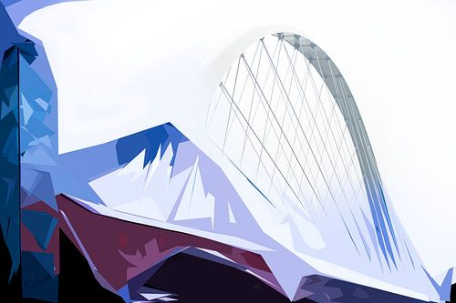 Oversteek Nijmegen Compositie