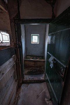 Aux toilettes sur van Buren Fotografie