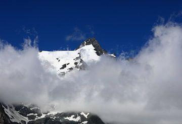De berg van Oostenrijk, de Grossglockner