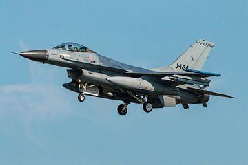 F16, Fighting Falcon. Niederlande von Gert Hilbink
