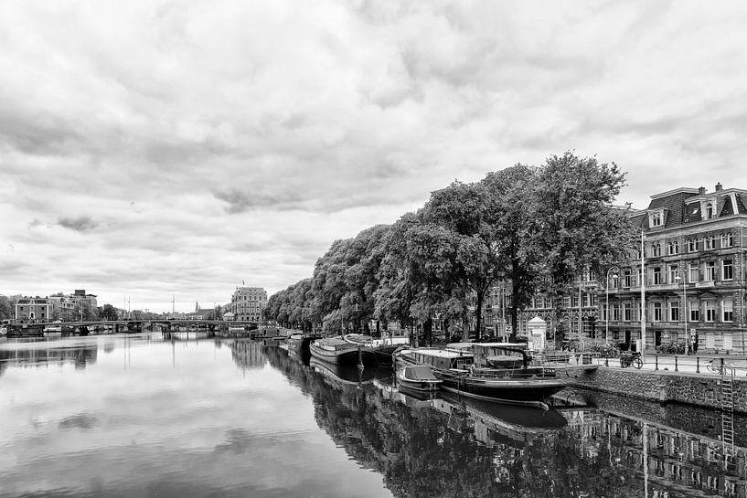 Weesperzijde Amsterdam van Don Fonzarelli