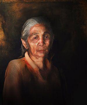 Ayu's granny sur Dray van Beeck