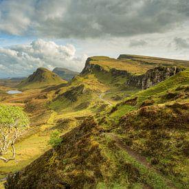 Quiraing Isle of Skye Écosse sur Michael Valjak