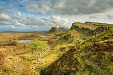 Quiraing Isle of Skye Écosse