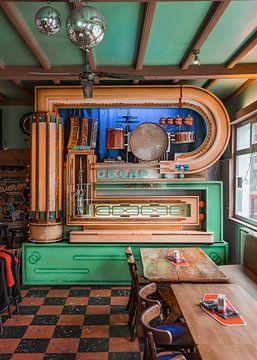 Die Orgel des Café Beveren von Matthijs Van Mierlo