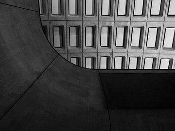 D.C. Metro upside down van Charlotte Meindersma