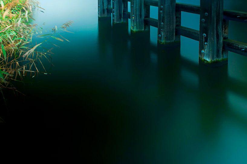 detail kanaal Helmond van Huibert van der Meer