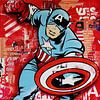 Captain America von Michiel Folkers Miniaturansicht