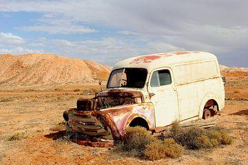 Busje, Outback Australië